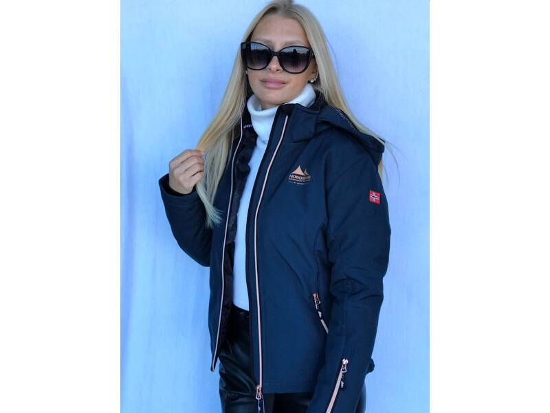 Dames softshell jacket inga