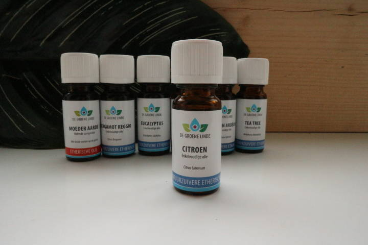 Etherische olie - Citroen 10ml