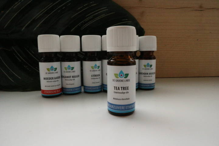 Etherische olie - Tea Tree 10ml