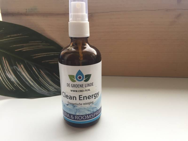 Aura Spray - Clean Energie 100ml