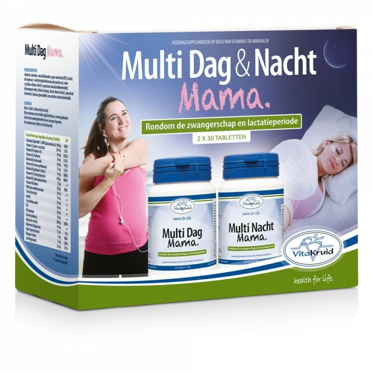Multi Dag en/of Nacht Mama