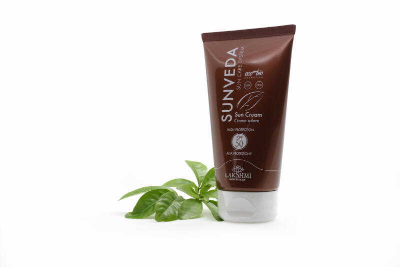 Lakshmi Sunveda High Protection SPF 50 face and body 150ml