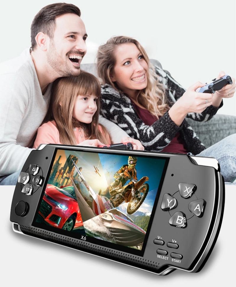 X6 console 32GB ondersteuning HOLM2501