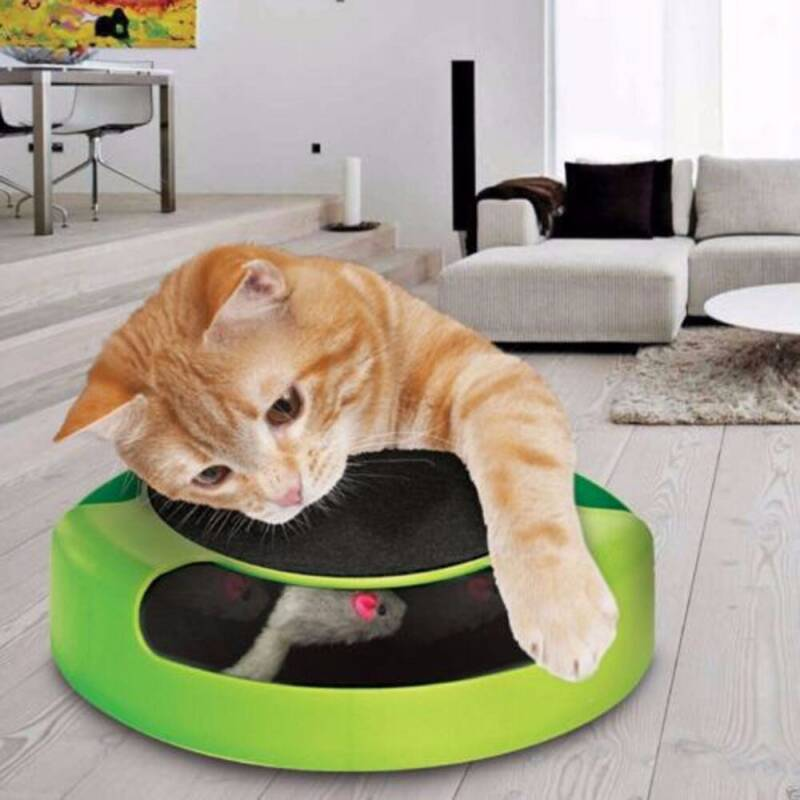 Kattenspeelgoed catch the mouse 5404