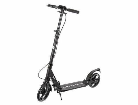 Grote wielen opvouwbare scooter