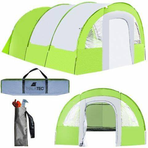 Tunneltent 6 persoons 4,60x3,60