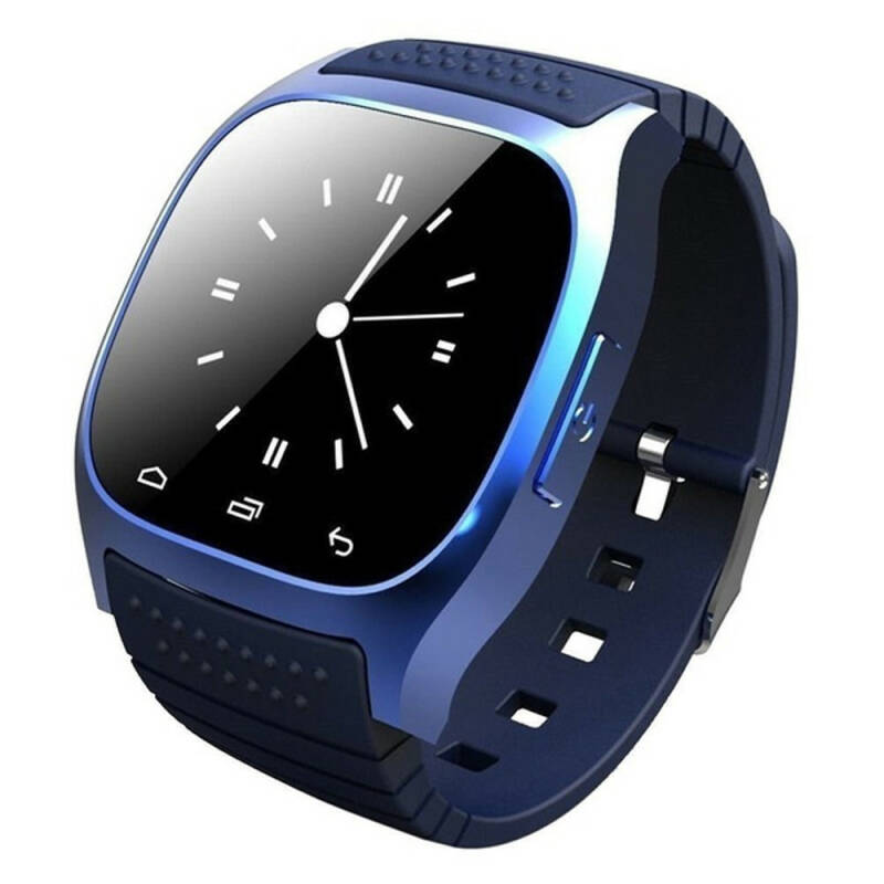 Smartwatch Android blauw holm0237
