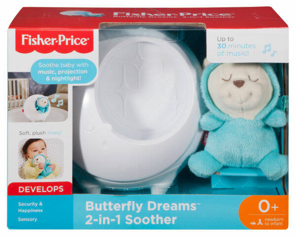 BUTTERFLY DREAM SOOTHER