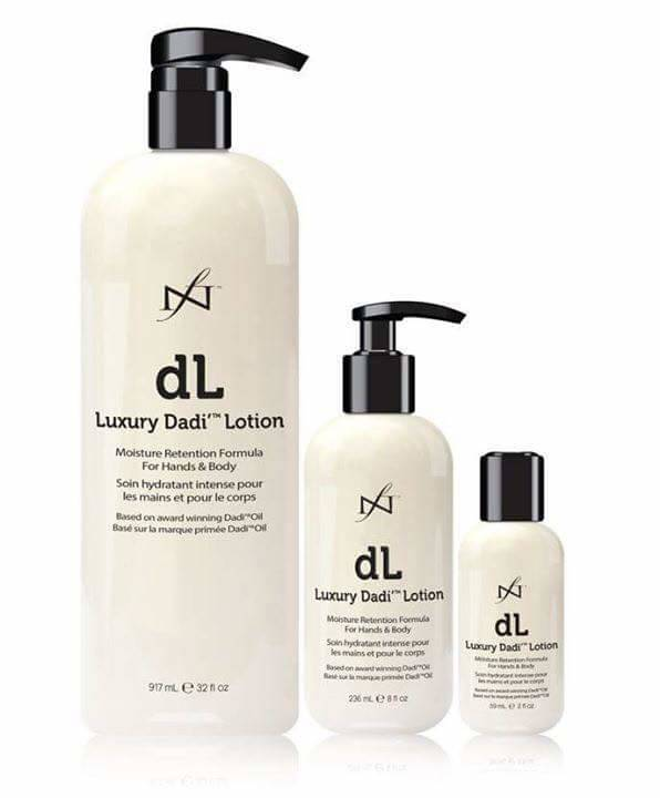Luxury Dadi' Lotion