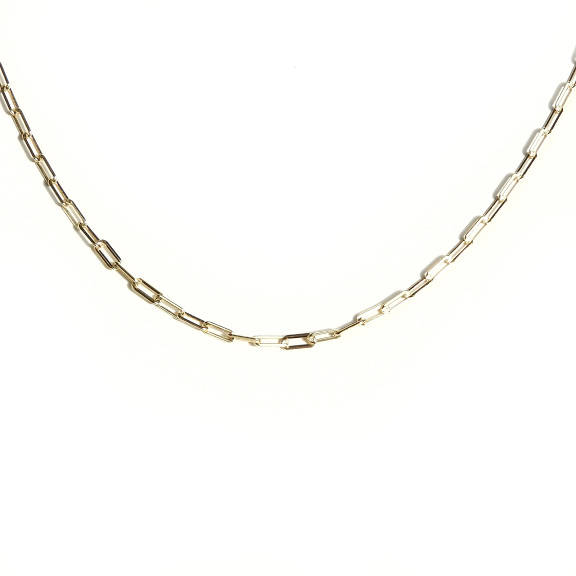 Ketting - chain gold