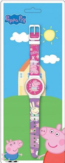 PEPPA PIG WATCH - Blister pack 480974