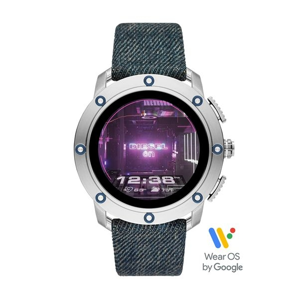 DIESEL ON WATCHES Mod. DZT2015