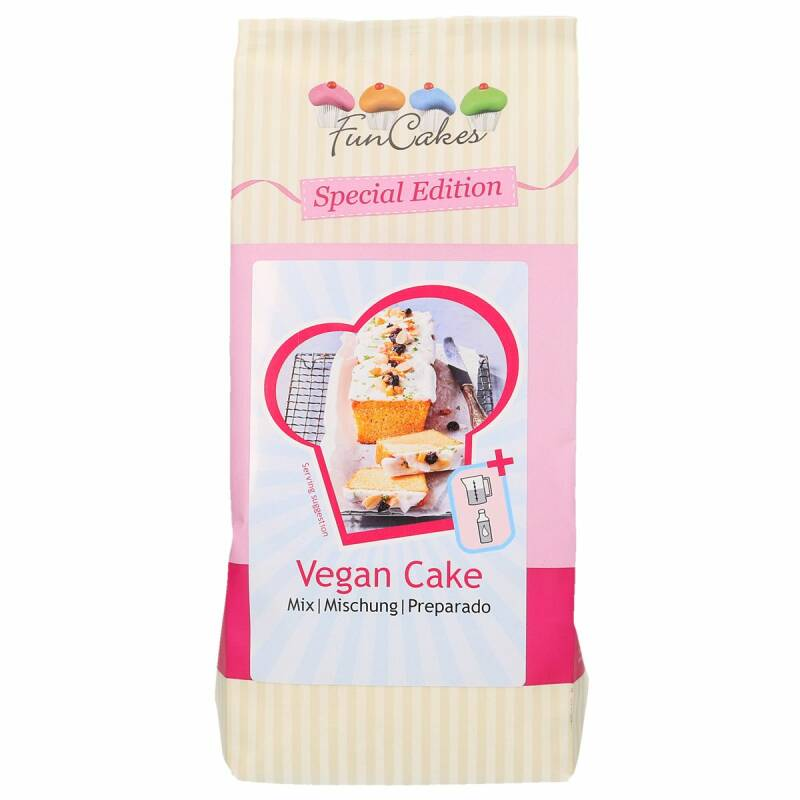 Vegan Cake Mix 400 Gram