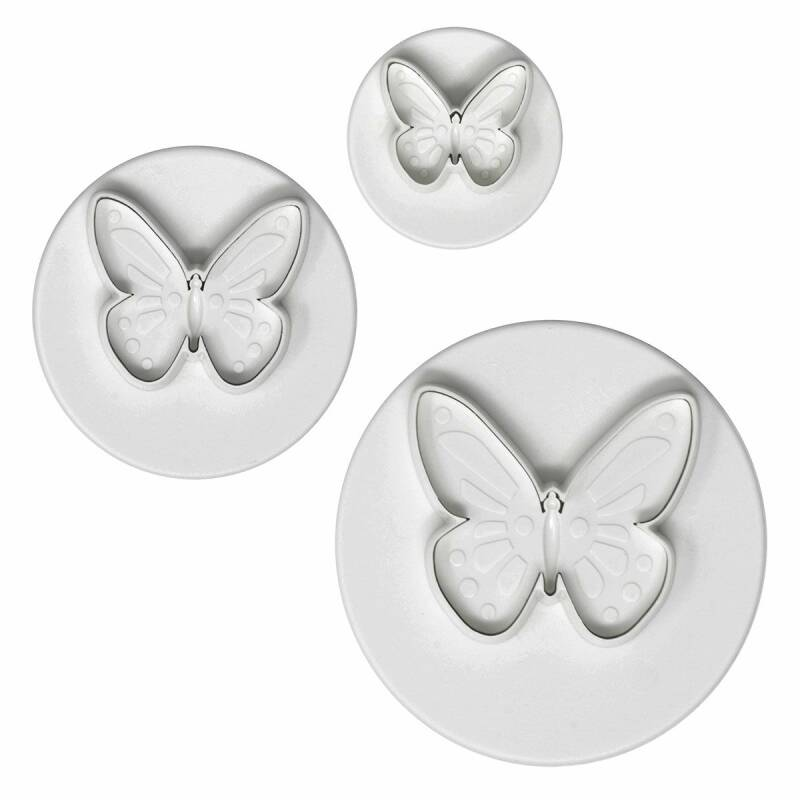 PME Pretty Butterfly Plunger Cutter Set