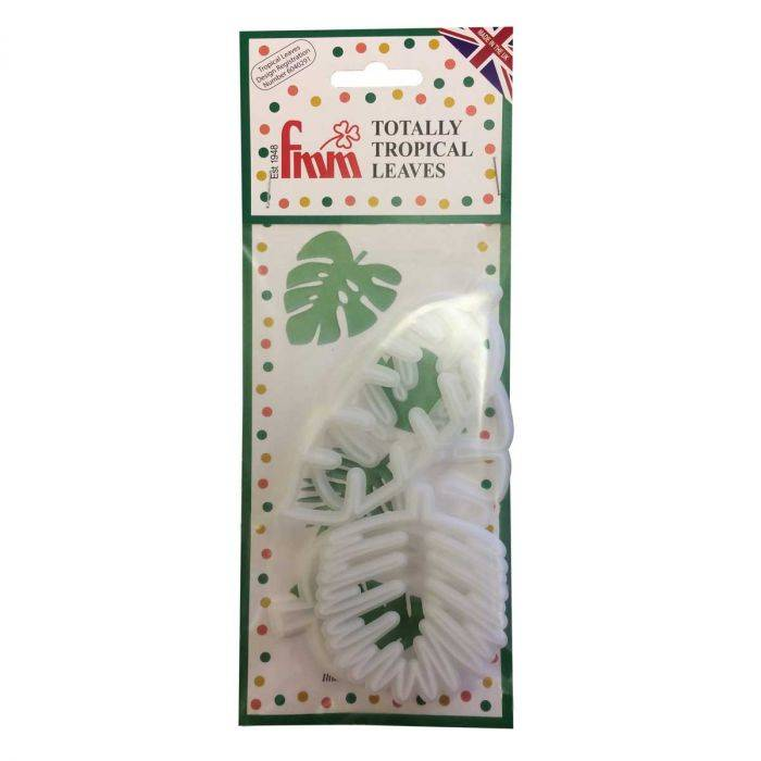FMM Tropical Leaves Cutters Set