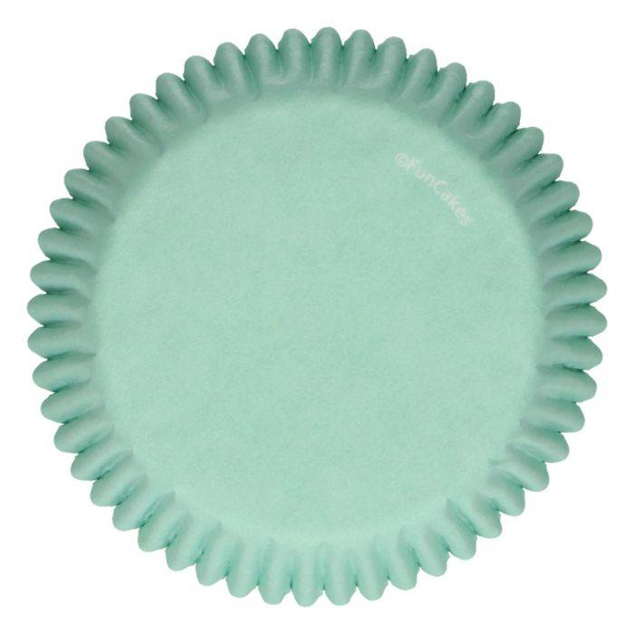 Funcakes Baking Cups Mint