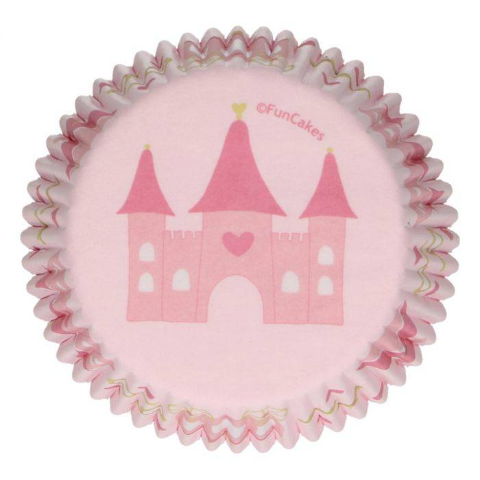 Funcakes Baking Cups Prinses