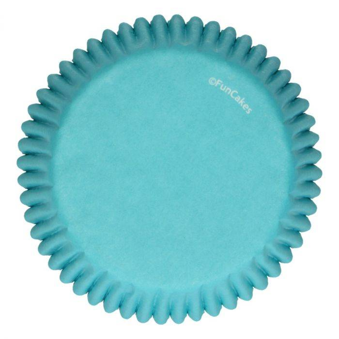 Funcakes Baking Cups Turquoise