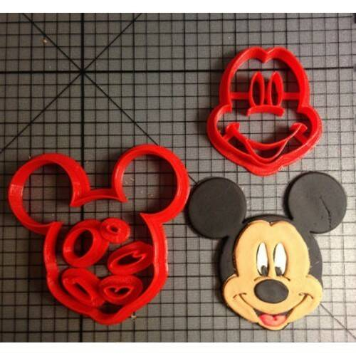 Mickey Mouse Uitsteker 14 cm