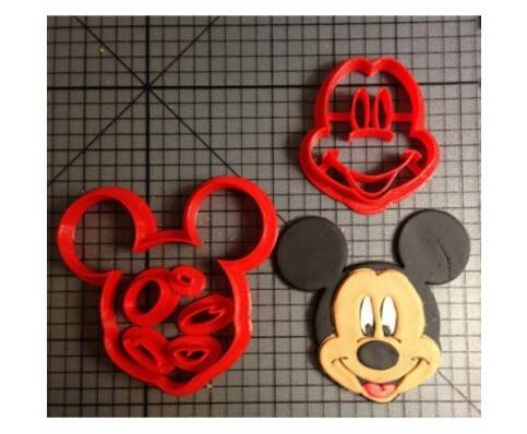 Mickey Mouse Uitsteker 5 cm