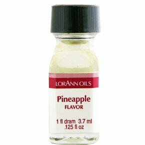 LorAnn Super Strength Flavor - Pineapple - 3.7 ml