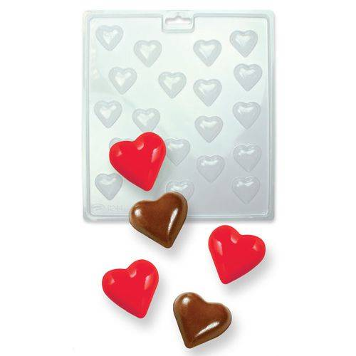 PME Candy Mold - Mini Hearts