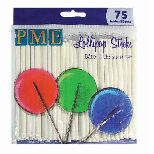 PME Lollipop Sticks 9,5 cm
