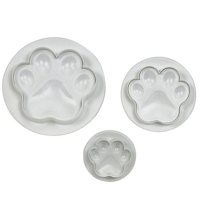 PME Paw Plunger Cutter Set