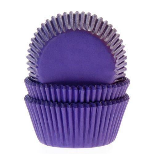 Baking Cups Paars