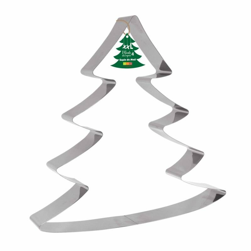 Cookie Cutter XXL Christmas Tree