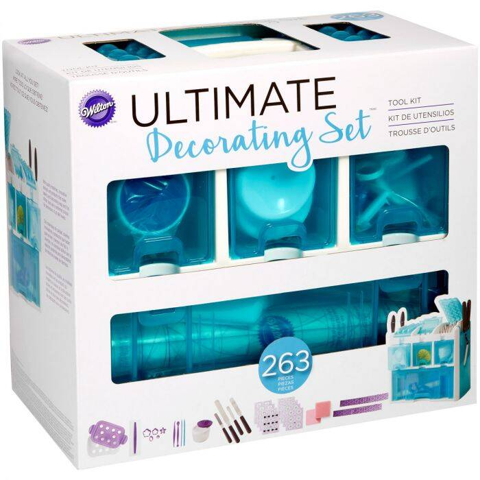 Wilton Ultimate Decoratieset