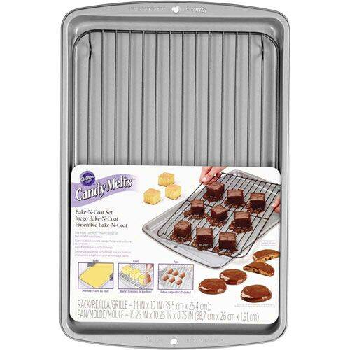 Wilton Bake-N-Coat Set