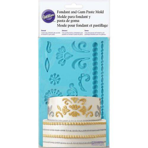 Wilton Mold Damask
