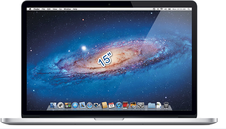 Refurbished - Apple Macbook Pro - 15,4""