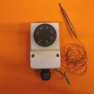Capillair thermostaat type 5   50610