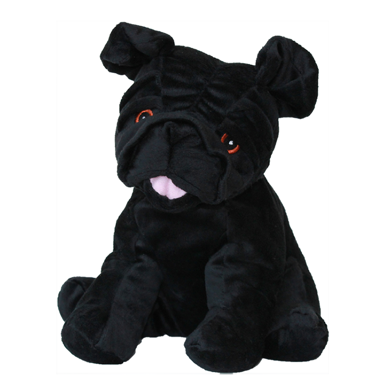 Magnetronknuffel Warmies® Hond mops