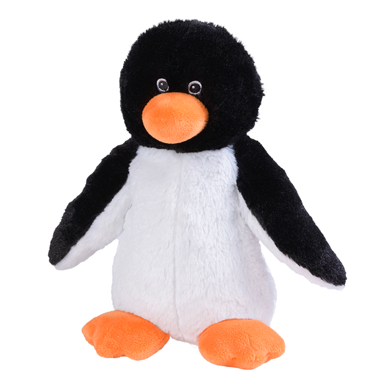 Magnetronknuffel Warmies® Pinguin