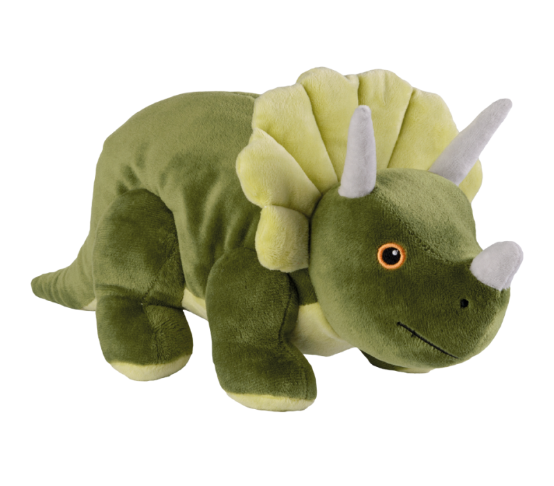 Magnetronknuffel Warmies® POP! Triceratops