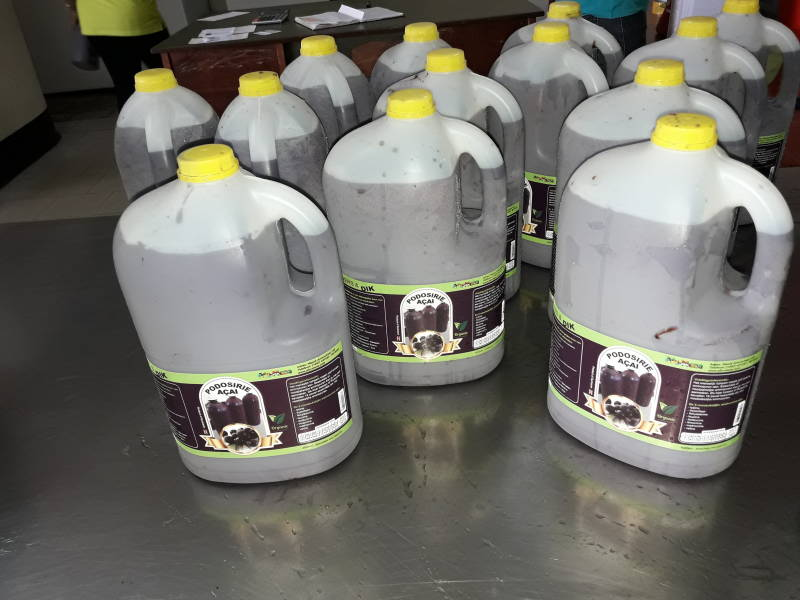 Gallon Podosiri – Açai (Per 3500ML)