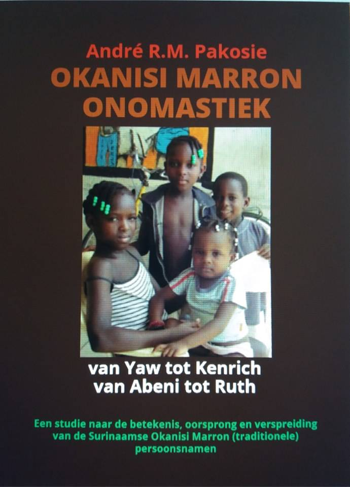 Marron buku - Literatuur van en over de Marrons