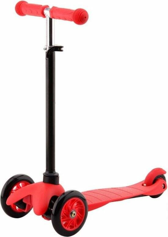 Johntoy Sports Active City Kinderstep - Step - Rood
