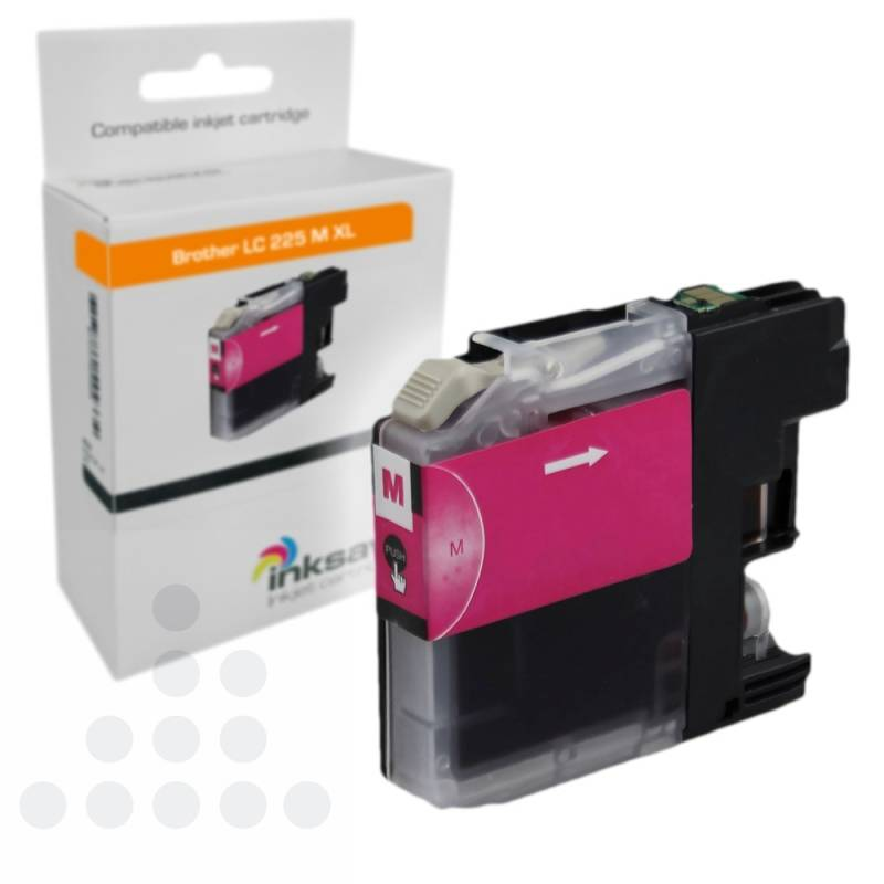 Inksave Brother LC 225 M XL