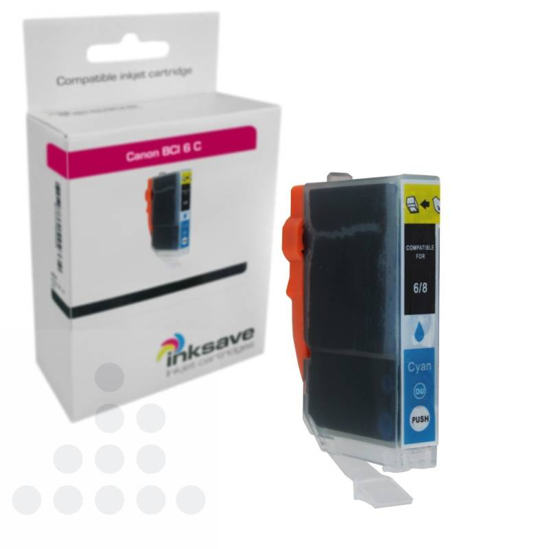 Inksave Canon BCI 6 C