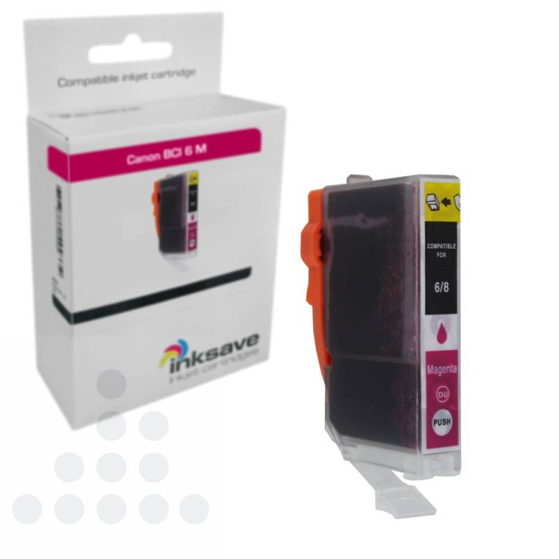 Inksave Canon BCI 6 M