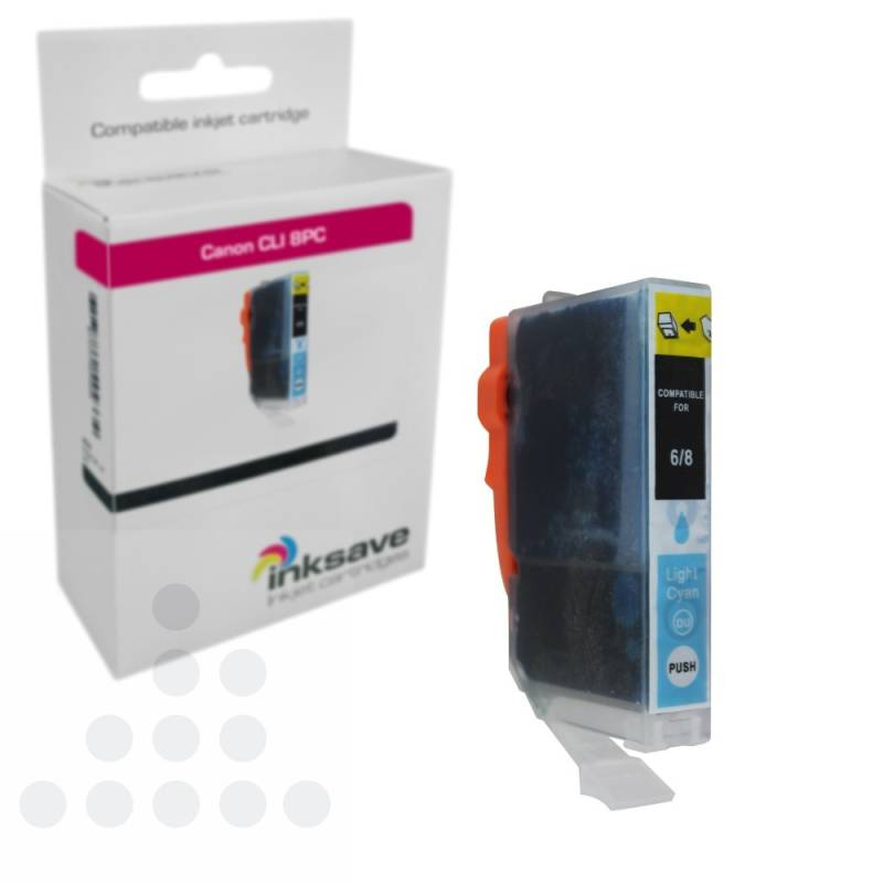 Inksave Canon CLI 8 PC