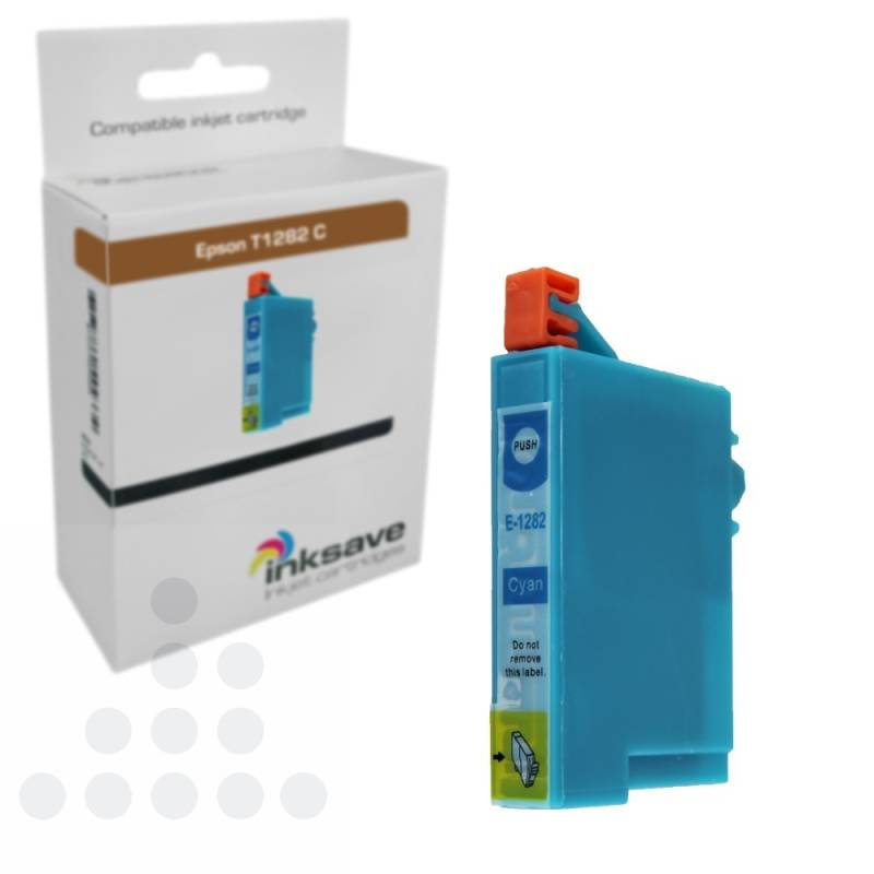 Inksave Epson T1282 C