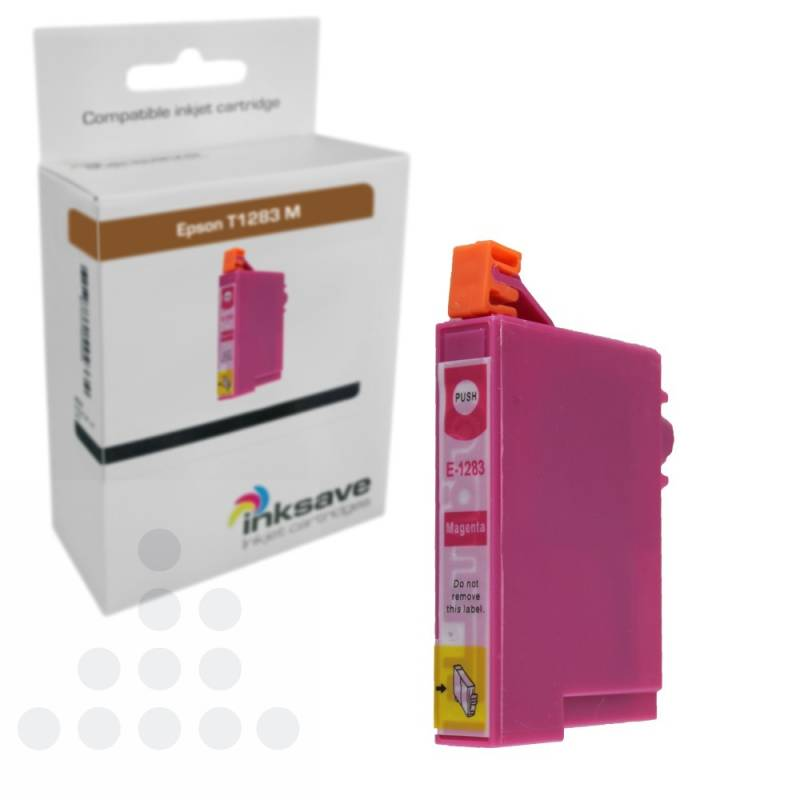 Inksave Epson T1283 M