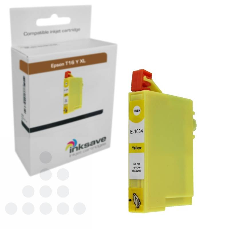 Inksave Epson T16Y XL