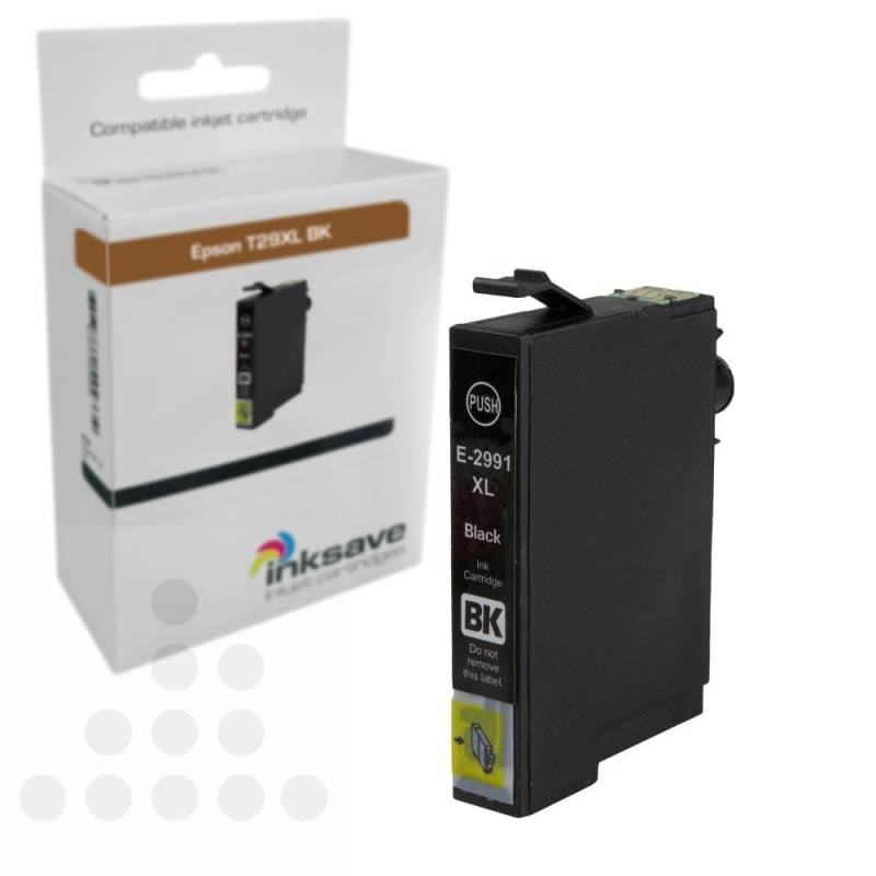 Inksave Epson T29 BK XL