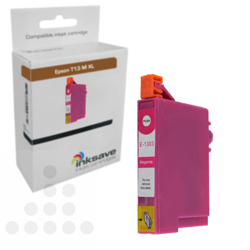 Inksave Epson T1303M XL